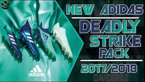 Adidas Deadly Strike Pack Boots 2017-2018 PES 2013