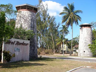 Coral Harbour Entrance