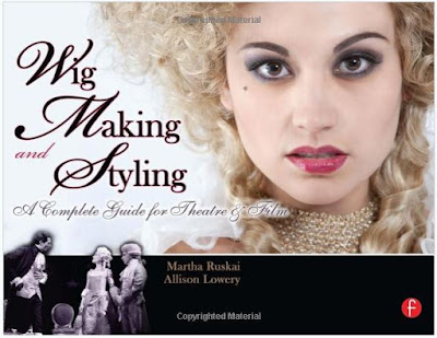Wigmaking Books I Recommend