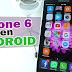 Transforma tu Android en un iPhone 6 Plus [IOS 9] [Personalización]