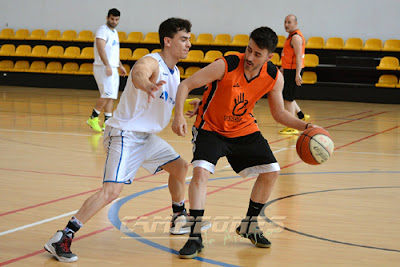 Liga Local Baloncesto Aranjuez