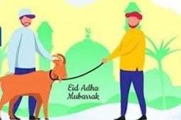 Amalan yang tidak mampu untuk berkurban di hari raya idul Adha