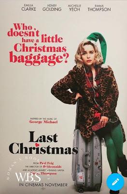 Χριστουγεννιάτικη ταινία τέλη Φλεβάρη...