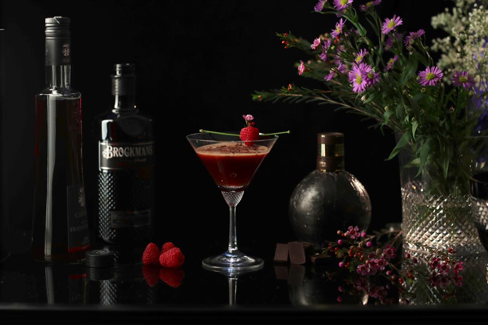 Brockmans Forest Gateau Martini