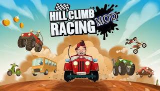تحميل Hill Climb Racing الاصدار المفتوح وهية تعد من اجمل العاب السيارات