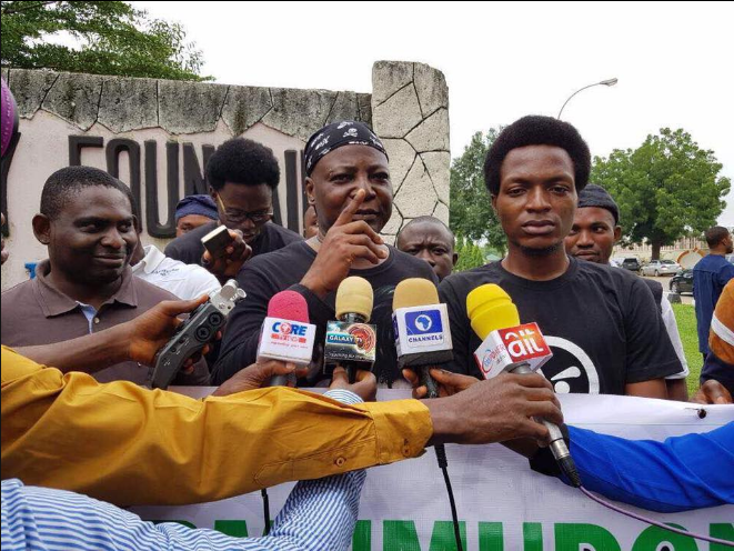 Charly-Boy-Resume-Or-Resign-protest-against-Buhari-Abuja