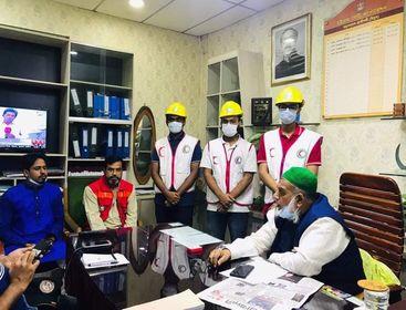 নিম্মচাপ মোকাবেলায় প্রস্তুত রেড ক্রিসেন্ট চট্টগ্রাম