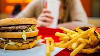 Tag del Fast Food para Instagram Stories