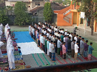 Tata Cara Pelaksanaan Sholat Idul Adha