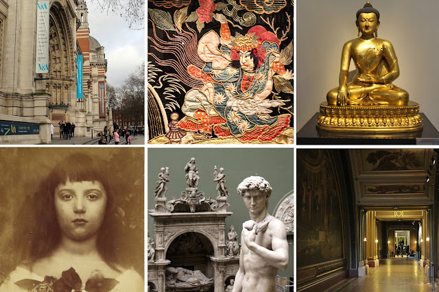 Wendy's Week - Photography & Films - Artefacts at the V&A