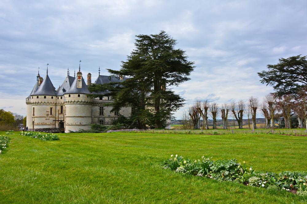 Château de Chaumont-sur-Loire, France