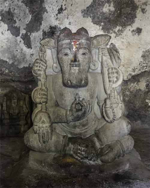 Rare Agni Murti At Agnivrush Temple In Pateshwar Shiva Temple
