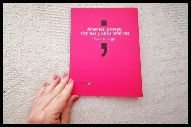 Reseña libros Amantes, poetas, víctimas y otros infelices