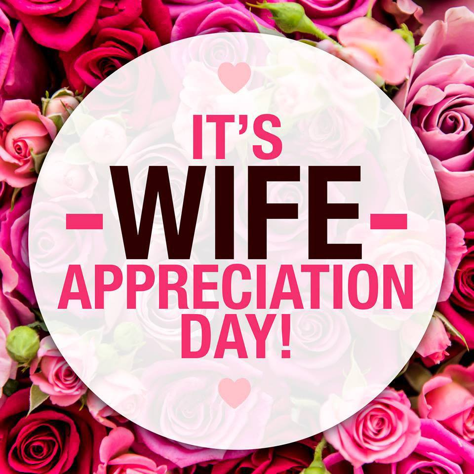 Wife Appreciation Day Wishes Beautiful Image
