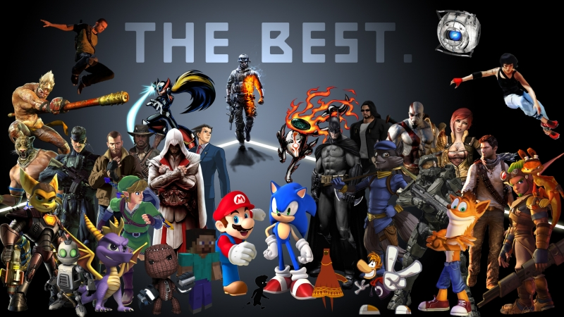 Bristolian Gamer: Editorial | My favourite video game characters