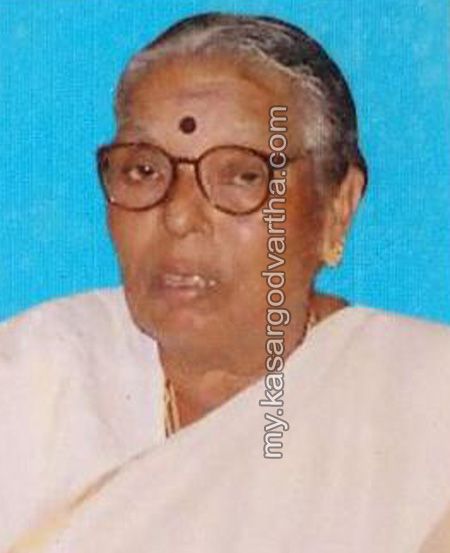 News, Kerala, Obituary, Udma, Kasargod, Uduma kappil Sharada kevis passes away