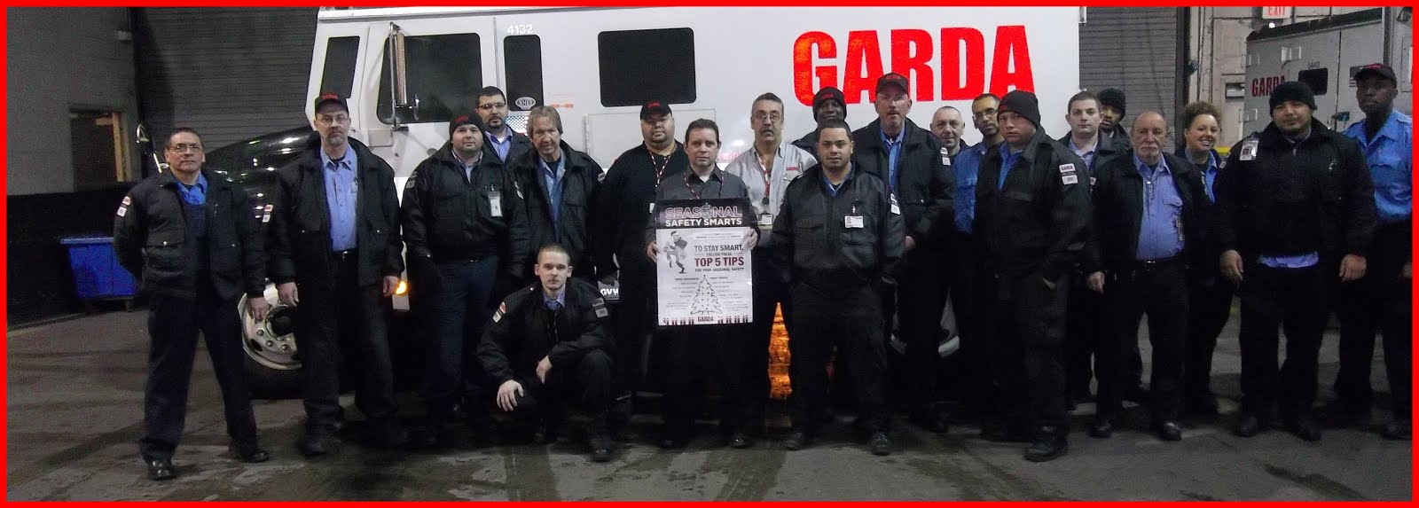 Garda Security Employees Speak Out About Their Complaints Indybay
