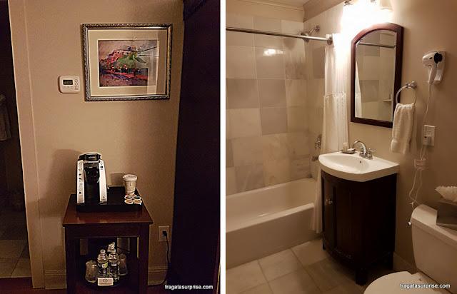 apartamento do Lamothe House Hotel em Nova Orleans