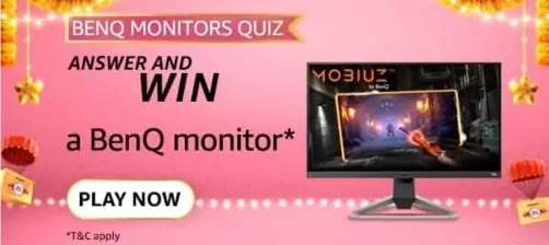 What makes BenQ Mobiuz Monitors suitable for immersive gaming experience?