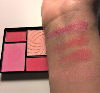 The Color Workshop Fashion Palace blush swatch
