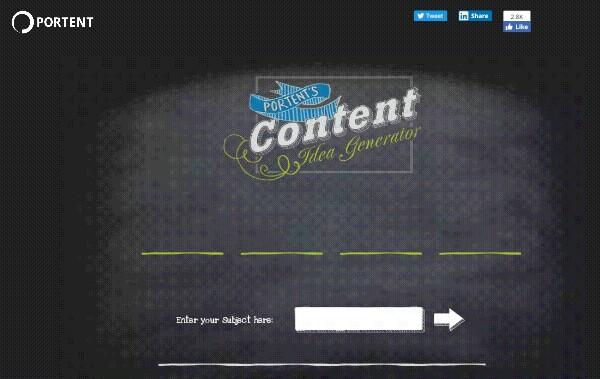 7+ Free  Blog Post Idea Generator Tolls| Find Idea For Blog Post|