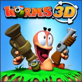 Download Game Worms 3D Full Rip