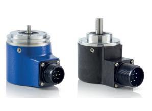 Solid shaft rotary incremental EL 58 - ER 58 (ø 58 mm) encoder series
