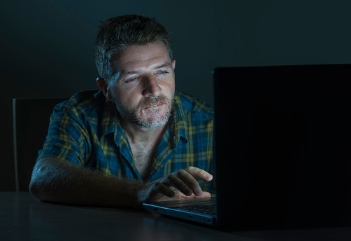 People Watching Adult Content on Internet
