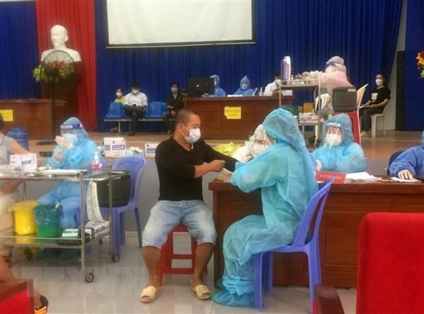 Ninh Thuận đẩy mạnh tiêm chủng để tăng hiệu quả phòng, chống dịch