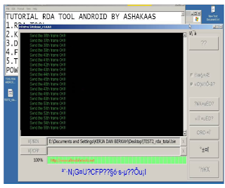 RDA CPU Android Flasher (Flash Tool) Latest Version With Driver Full Setup Free Download