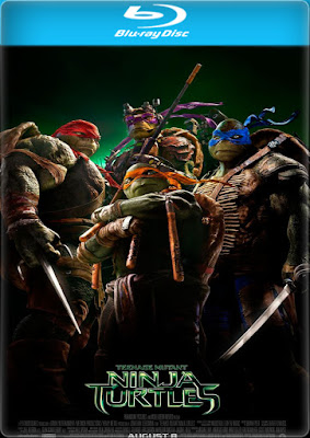Teenage Mutant Ninja Turtles [2014] [BD25] [Latino]