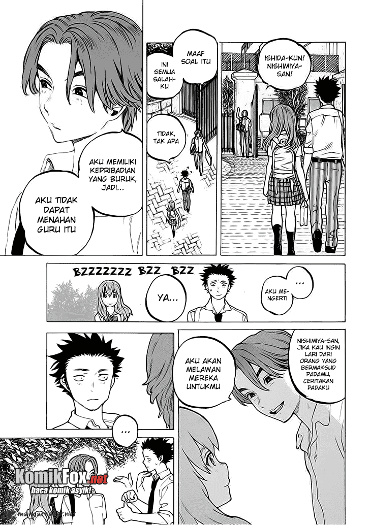 Koe no Katachi Chapter 35-18
