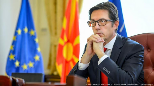 Πρόεδρος Σκοπίων: Ο φόβος μας είναι μήπως γίνουμε μια δεύτερη Τουρκία