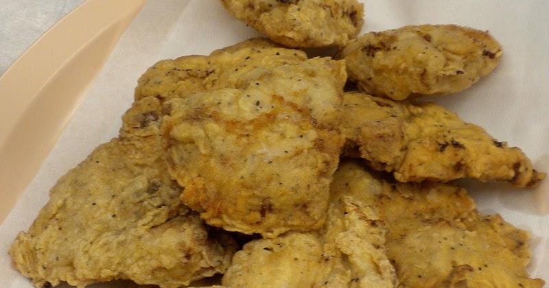 Alvin College Culinary Arts Gluten Free Fried Chicken