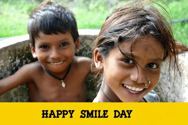 Happy Smile Day 2020 Wishes Photos
