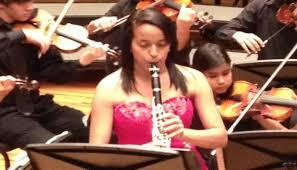 VENEZUELA: excarcelada clarinetista Karen Palacios detenida por colocar en su twitter su posición contra régimen.