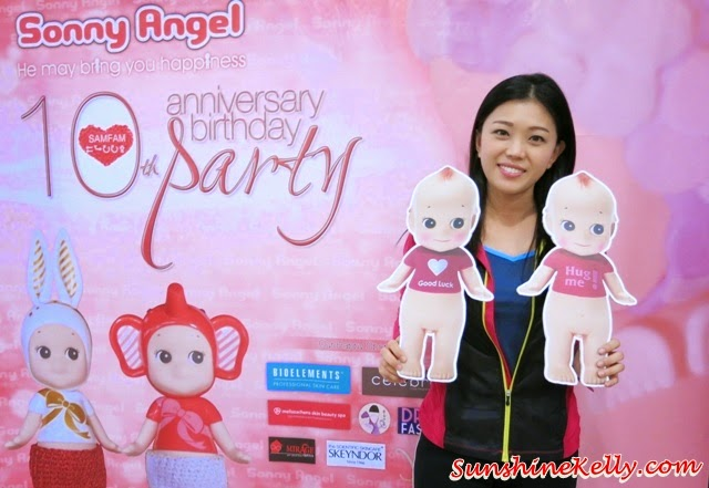 Sonny Angel 10th Anniversary Celebration, Sonny Angel, Sonny Angel Malaysia, Absolute Thai, 1 utama