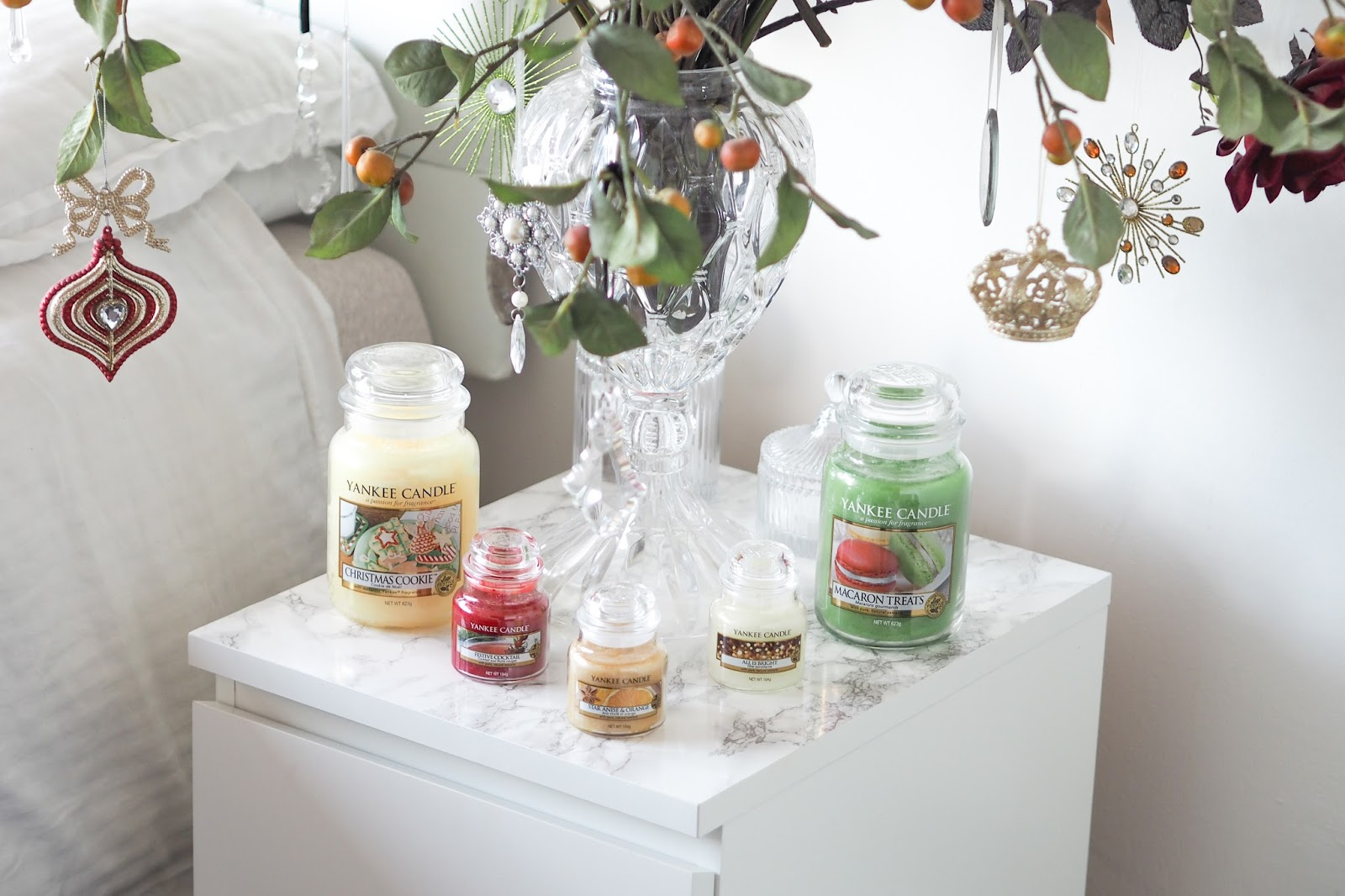 Festive Yankee Candle Review