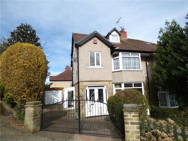 This Is Bradford Property - 4 bed semi-detached house for sale Aireville Drive, Shipley, West Yorkshire BD18