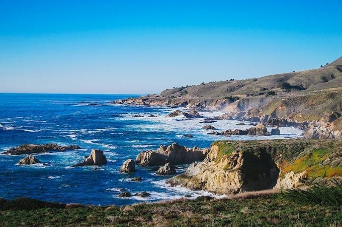 Explore the Pacific Coast of California