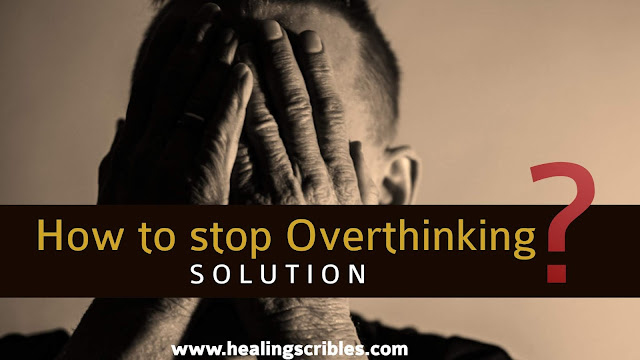 How to Stop Overthinking | Therapy for Overthinking