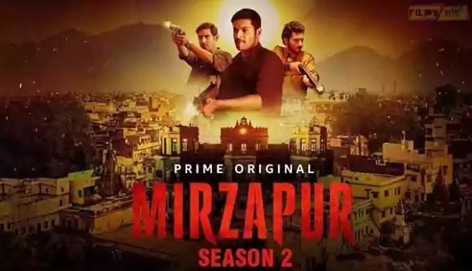 Mirzapur 2 Full Episode HD Download 2020 (720p, 480p, 1080p) - Web Series