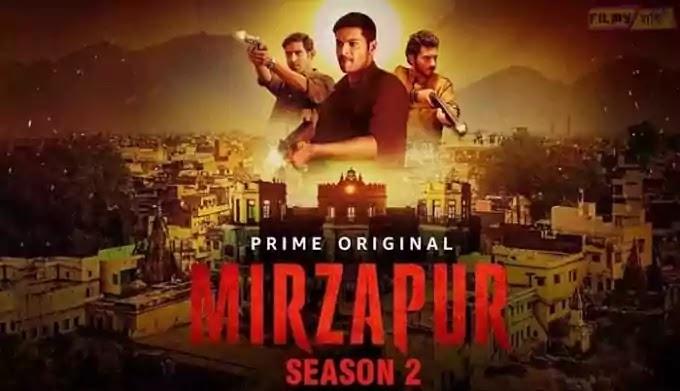 Mirzapur 2 Full Episode HD Download 2020 (720p, 480p, 1080p) - Web Series