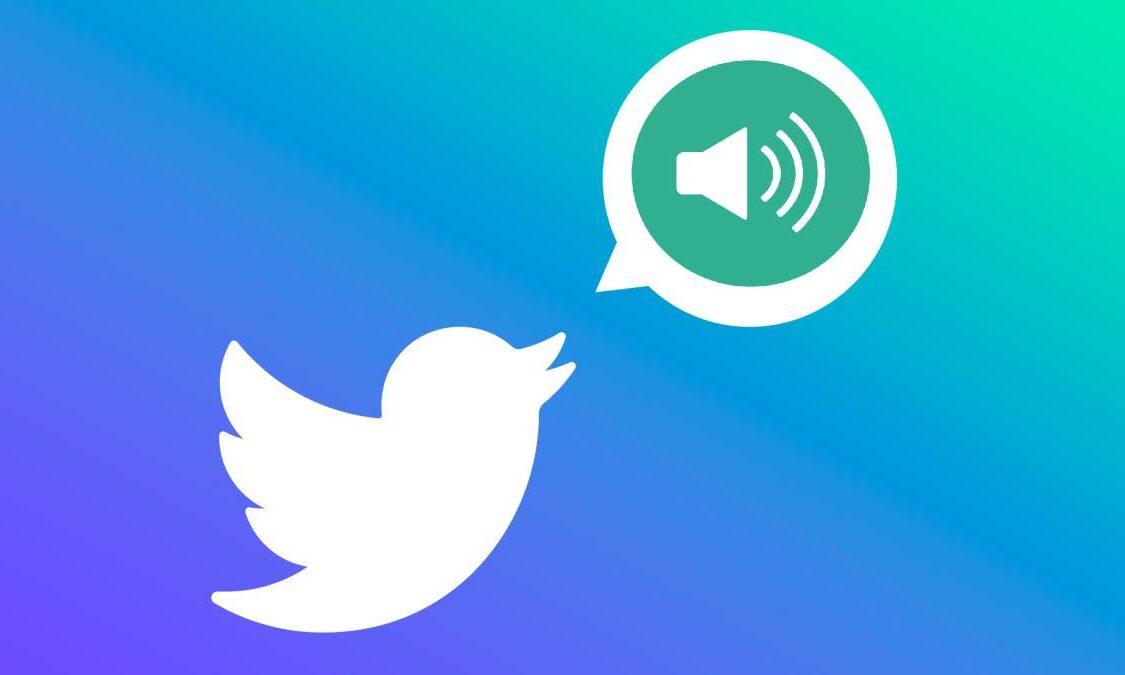 كيفية إنشاء التغريدات الصوتية على تويتر