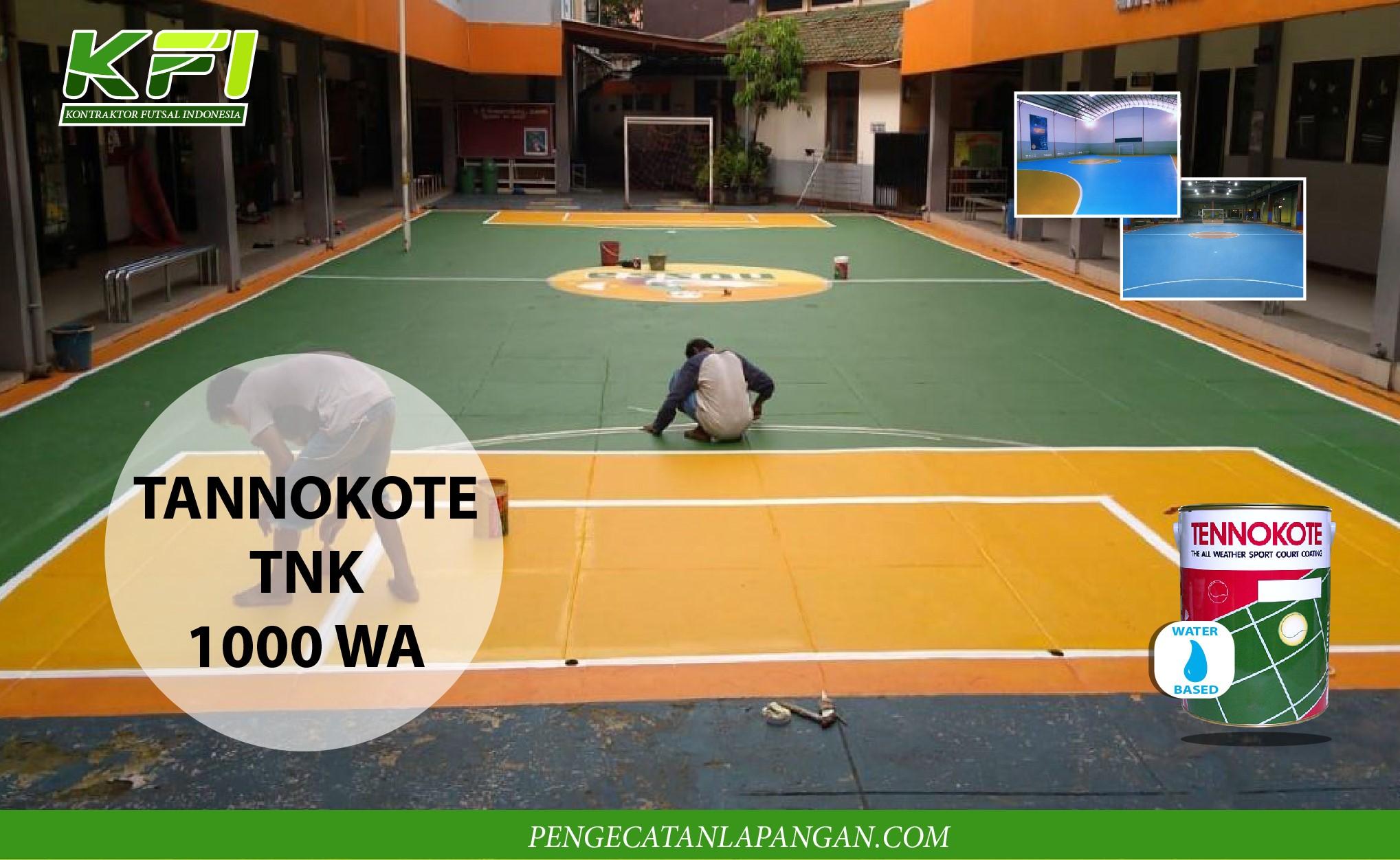 Kelebihan Jenis Cat Tannokote Tnk 1000 WA