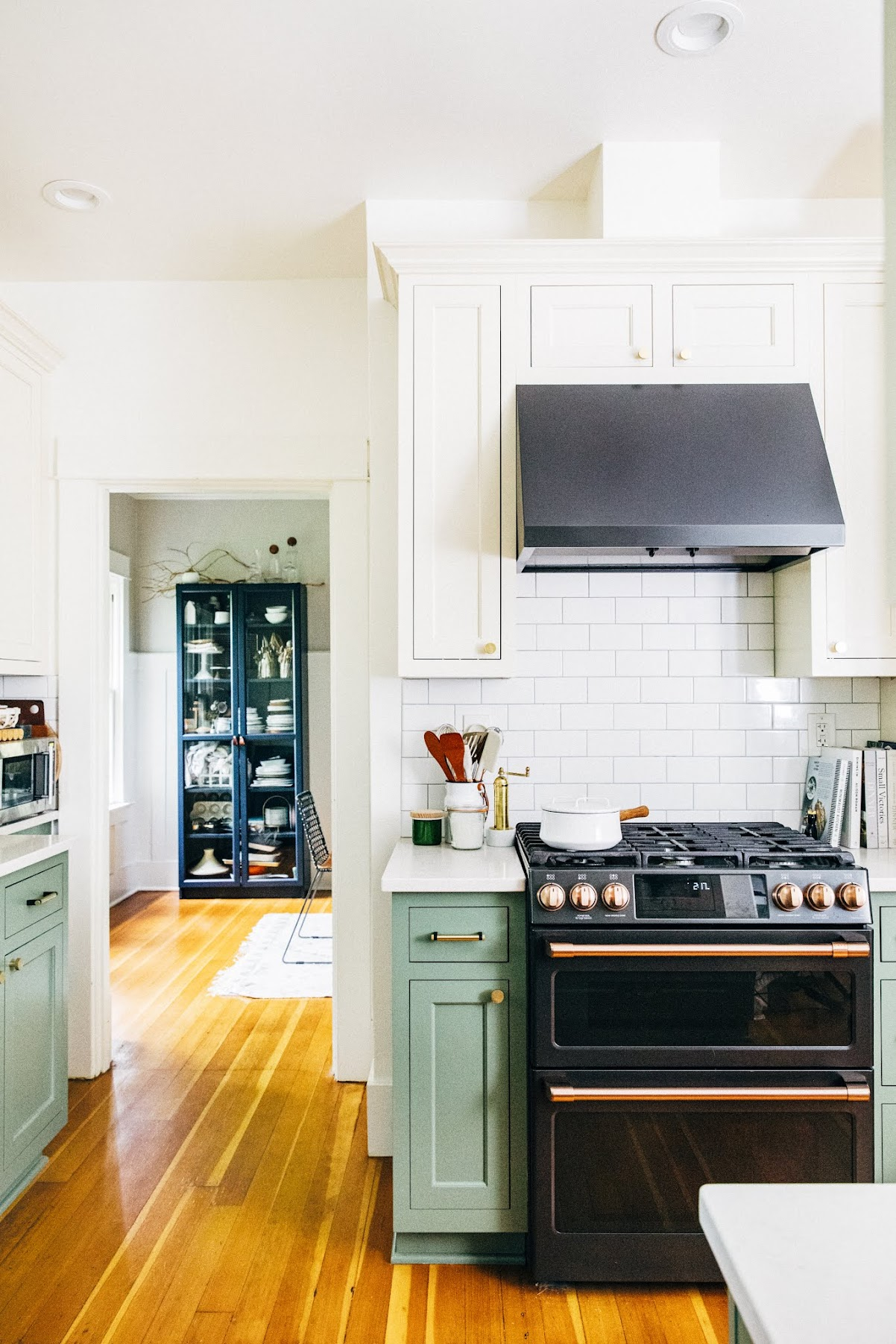 hummingbird high's kitchen refresh reveal