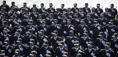 الحرس الثوري الإيراني- أرشيفية