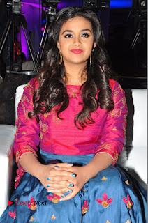 Actress Keerthi Suresh Stills at Remo Success Meet  0110.JPG