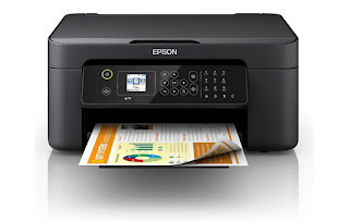 Epson WorkForce WF-2810DWF Driver Downloads, Review