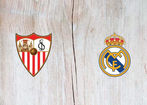 Sevilla vs Real Madrid -Highlights 05 December 2020